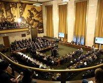 Anayasa toplantılarına rejim engeli!