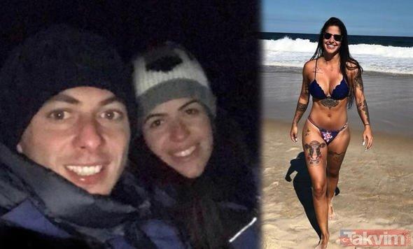Emiliano Sala'nın sır gibi saklanan sevgilisi ilk kez ortaya çıktı!