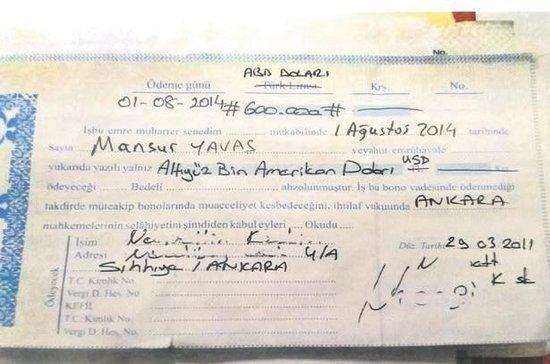 Mansur Yavaşın Sahte Senet Skandalı Illet Ittifakını Kaosa Sürükledi