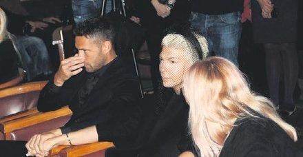 Beşiktaş'ın eski yıldızı Dusko Tosic'in eşi Jelena Karleusa, annesini kaybetti