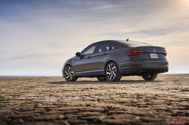 Volkswagen Jetta GLI resmen tanıtıldı! İşte 2019 Volkswagen Jetta GLI'nin merak edilen özellikleri