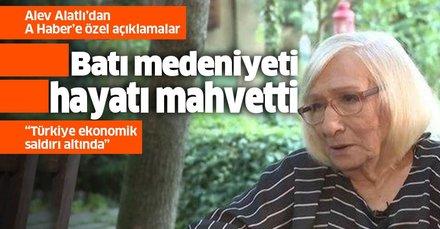 Alev Alatlı 'Nasihatname' ile okuyucuyla buluştu