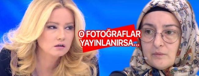 Müge Anlı, Mustafa Şimşek ve Nilgün (Nalan) Şimşek'in ablası hakkındaki gerçekle şoke oldu: O fotoğraflar yayınlanırsa...