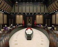 Külliye'de önemli toplantı! Erdoğan liderlik etti