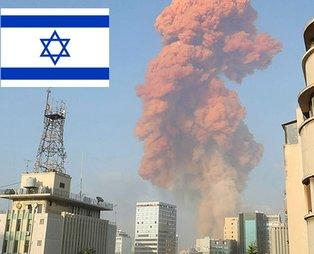 İsrail, Beyrut patlamasını düzenlemediğini iddia etti