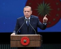 Erdoğan: Hepsi de ters köşe oldular