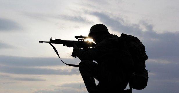 Saldırı hazırlığındaki teröristler etkisiz hale getirildi