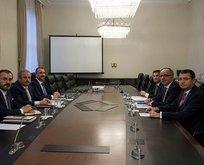 Milli Mutabakat Komisyonu ikinci toplantısını yaptı