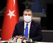 Sağlık Bakanı Fahrettin Koca açıkladı! Bilim Kurulu toplantılarında bir ilk!