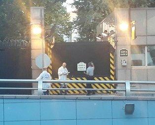 AK Partiden ABD Büyükelçiliğine yapılan saldırıyla ilgili açıklama