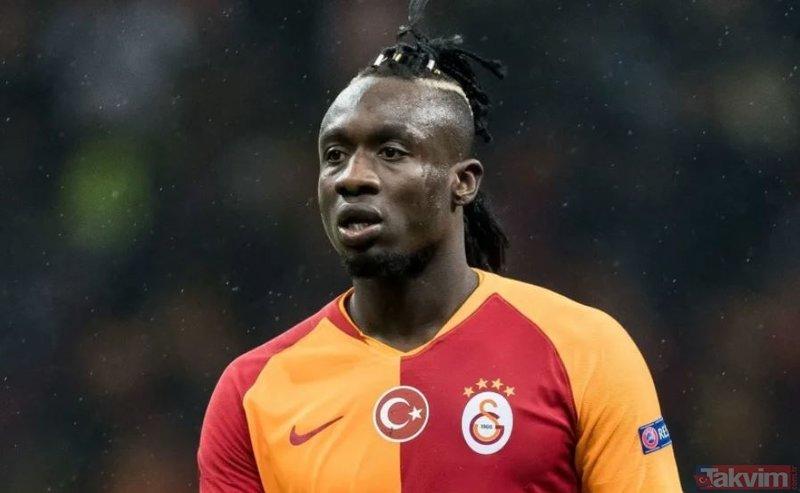Galatasaray'da koca bir hayal kırıklığı! Diagne yolcu