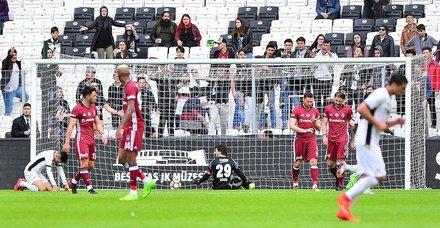 Beşiktaş, Gökhan Töre ve Tolga Zengin'i kamp kadrosuna dahil etmedi