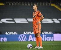 Ronaldo gollerle döndü