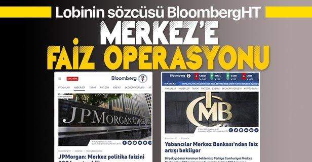 Yabancı kuruluşlardan Merkez Bankası'na faiz baskısı!