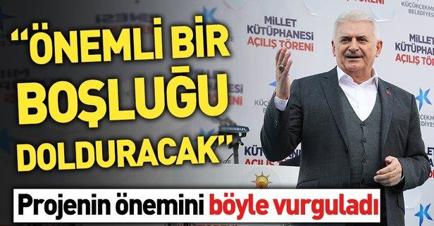 'Kanal İstanbul, Türkiye'nin milli güvenlik meselesidir'