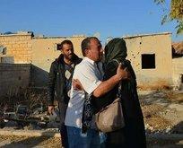 Bakanlık duyurdu! 70 aile Tel Abyad'a doğru yola çıktı