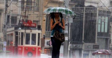 Son dakika: Meteoroloji uyardı! Sağanak yağış geliyor! Bugün İstanbulda yarın hava nasıl olacak? 3 Ekim Çarşamba hava durumu