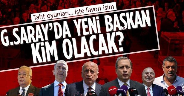Galatasaray'da kim başkan olacak?