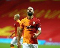 Galatasaray'da Arda Turan kararı