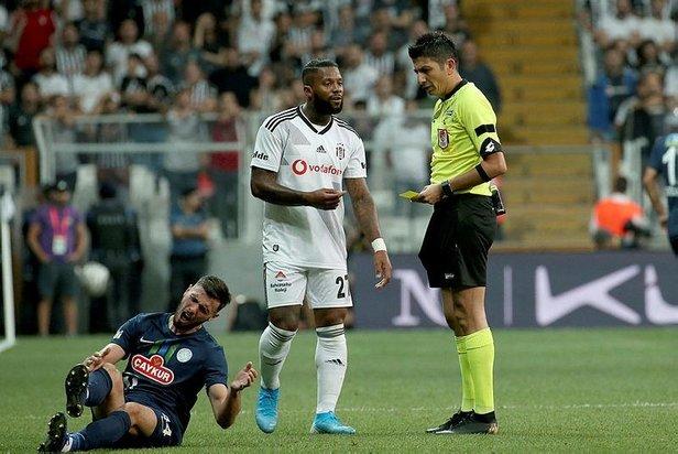 Beşiktaş evinde Rize'yi geçemedi - Takvim - 01 Eylül 2019