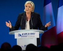 Le Pen partisinden istifa edeceğini bildirdi