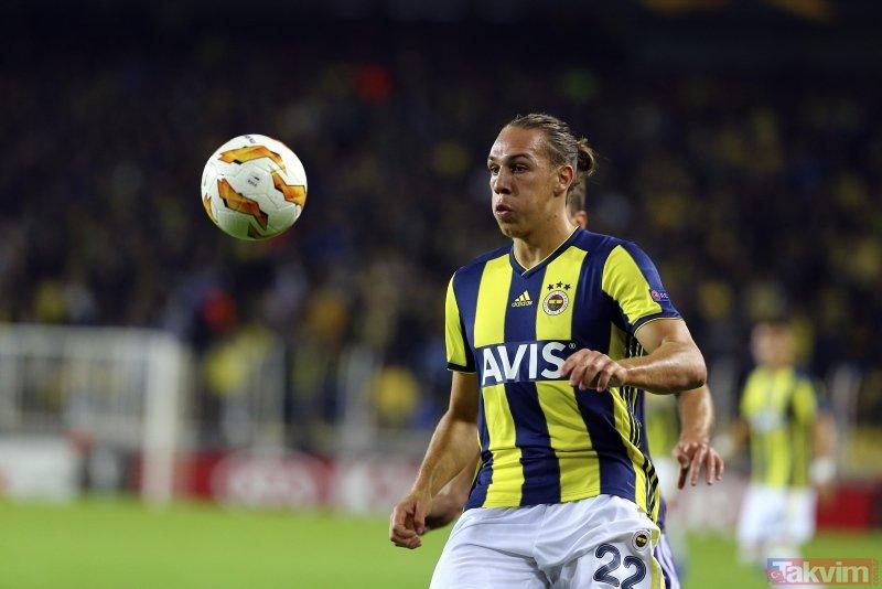 Büyük umutlarla Fenerbahçe'ye transfer olan Michael Frey'in yeni takımı belli oldu