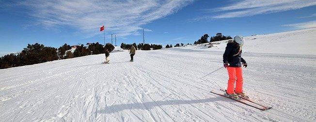 2018-2019 sezonu Türkiye'nin kayak merkezlerinde teleferik bilet ücretleri ne kadar?