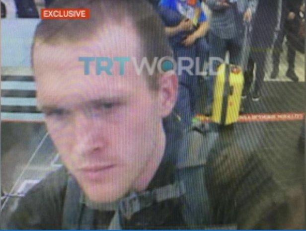 Brenton Tarrant Video Image: Son Dakika... Yeni Zelanda'daki Katliamı Yapan Brenton