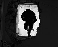 PKKnın kaçış tüneli