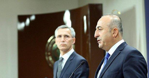 Bakan Çavuşoğlu'ndan kritik temas