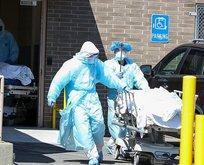 ABD'de Kovid-19 kaynaklı ölümler artıyor