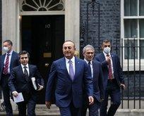 Bakan Çavuşoğlu'ndan Libya mesajı!