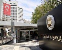 Türkiye'den, İsrail'e çok sert sözler