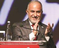 Kızılay Başkanı'na Avrupa'da kritik görev
