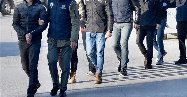 Kayseri'de FETÖ operasyonu: 7 gözaltı