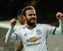 Juan Mata kapışması
