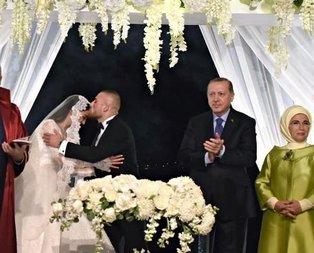 Esra Bilgiç ve Gökhan Töre mutluluğa evet dedi