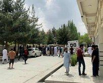 Kabil'de cuma namazı sırasında bombalı saldırı