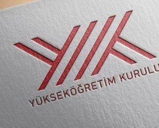 YÖK Başkanı'ndan 'üniversite sınavı' açıklaması