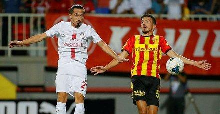 Antalyaspor deplasmanda kazandı!