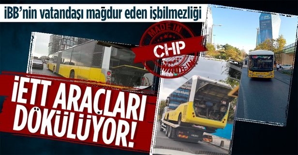 CHP'li İBB İstabulluyu mağdur etmeye devam ediyor