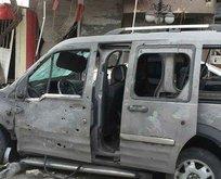 Terör örgütü PYD/PKK'nın Afrin üzerinden Türkiye'ye karşı saldırıları