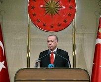 Başkan Erdoğan'dan tarihi çağrı