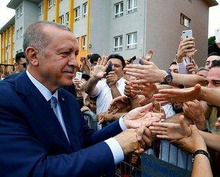 Erdoğandan ilk açıklama: İyiyiz