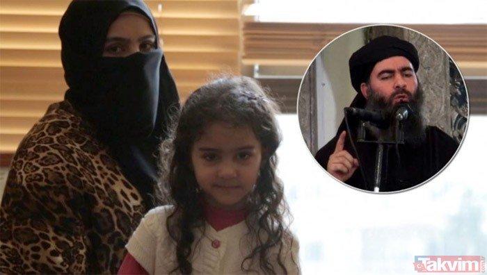 Dünya bu sorunun yanıtını arıyor! Bağdadi'nin yakalanan eşi kim?