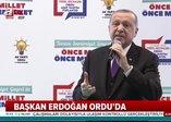 Başkan Erdoğan sert çıktı: Bir daha bu trene binemeyecekler