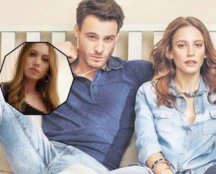 İşte Kerem Bürsin'in yeni sevgilisi...