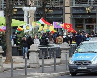 PKK Avrupayı lojistik üs olarak kullanıyor
