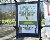 Hollanda'da Kur'an-ı Kerim'den ayetle teşekkür