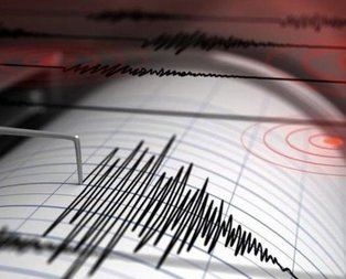 Van Muradiye'de deprem!